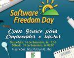 Começa no IFBA o Software Freedom Day